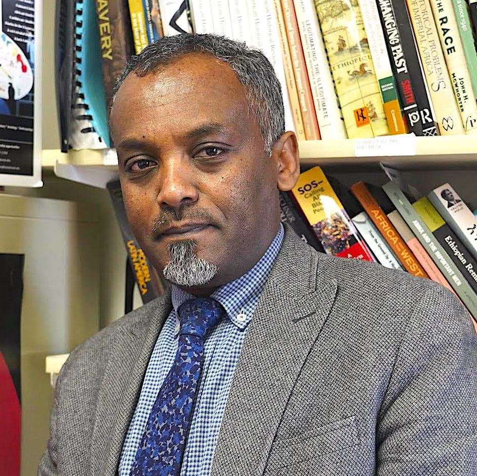 Prof. Shimelis Gulema